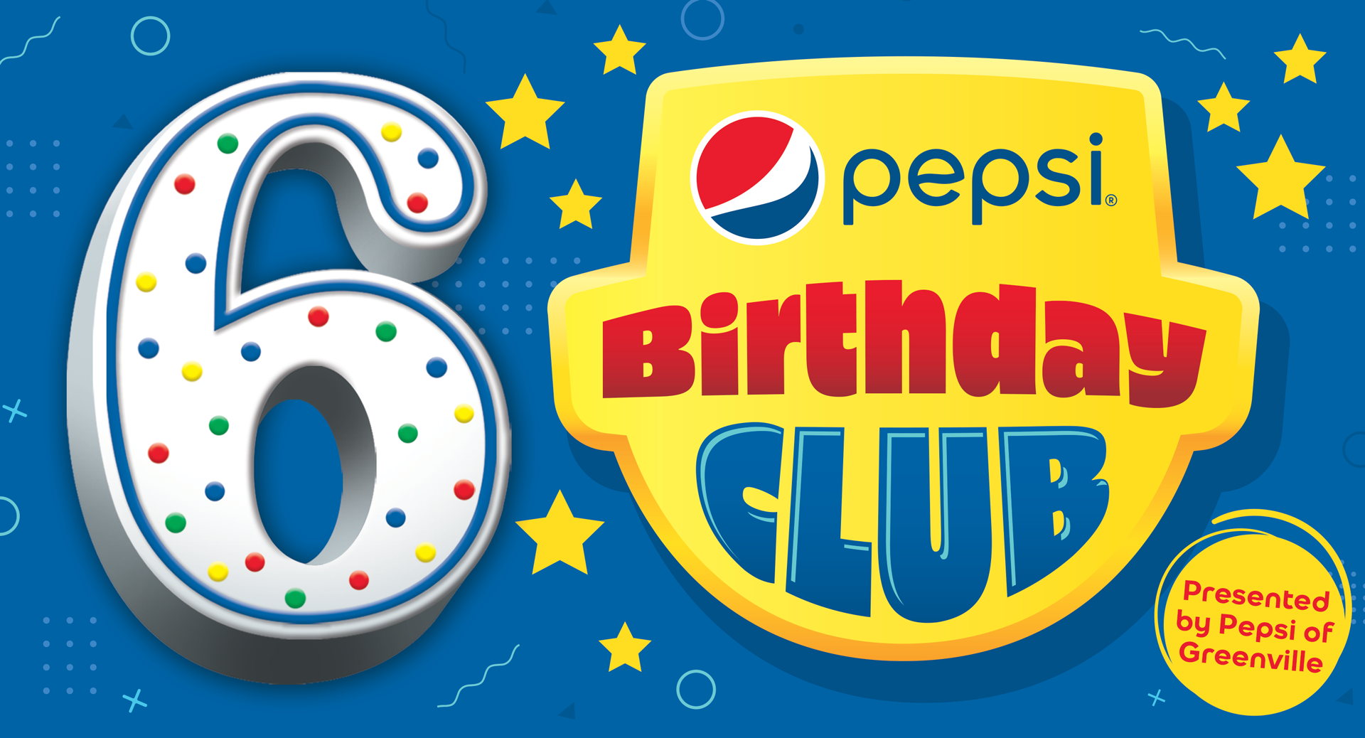 Over 50 Years Ago Tom Hartness Who Founded Pepsi Cola Of Greenville In 1940 Started A Program To Recognize Boys And Girls On Their 6th Birthday
